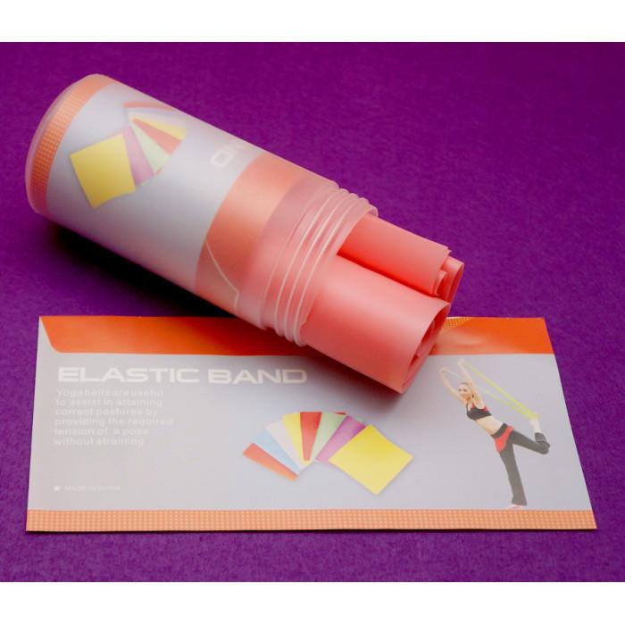 Yoga Resistance Band Pink