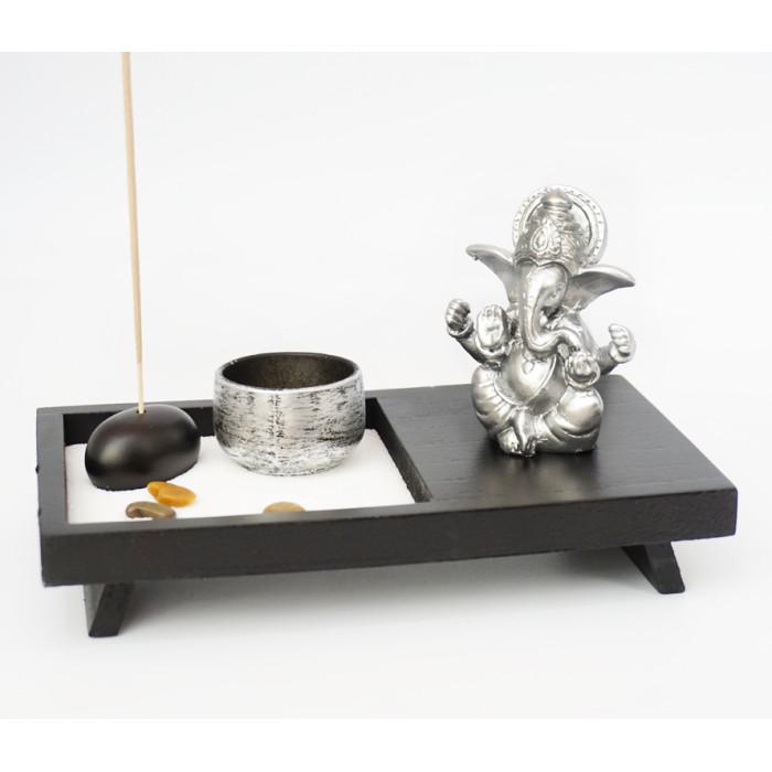 "Zen set ""Rock Garden"" Ganesh №3"