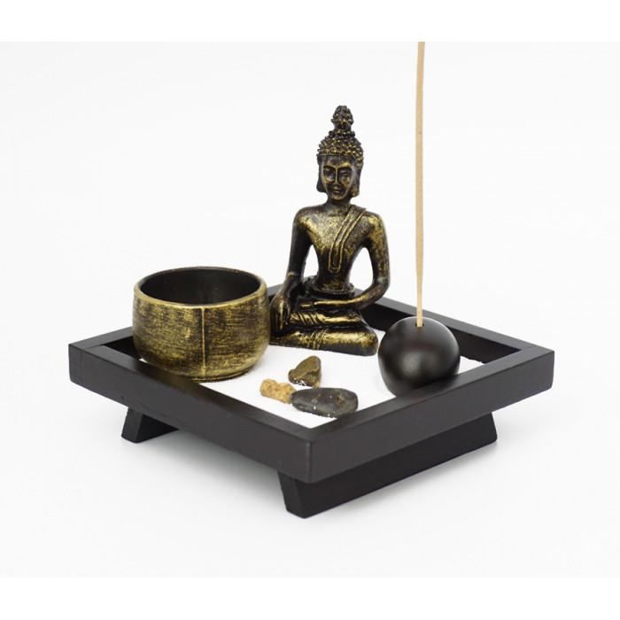 "Zen set ""Rock Garden"" Buddha №2"