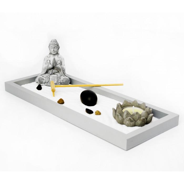 "Zen set ""Rock Garden"" Buddha №7"