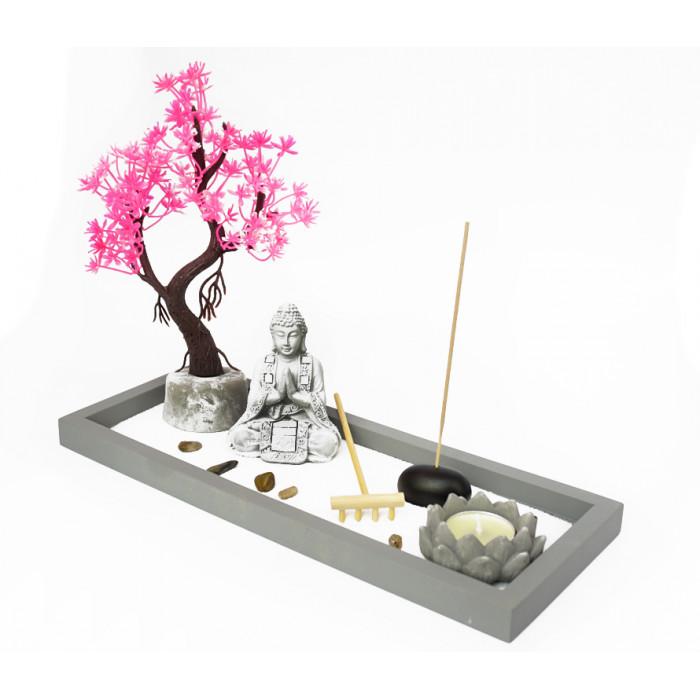 "Zen set ""Rock Garden"" Buddha №8"