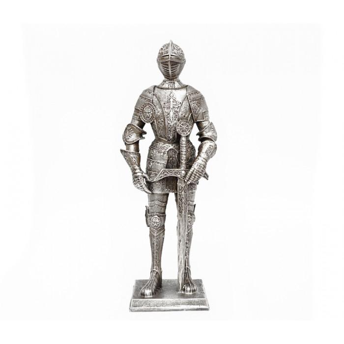 "Figurine ""Knight"" polystone №7"