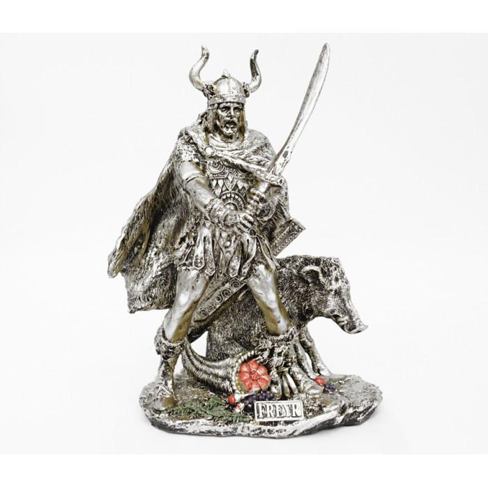 "Figurine ""Viking"" polystone №15"