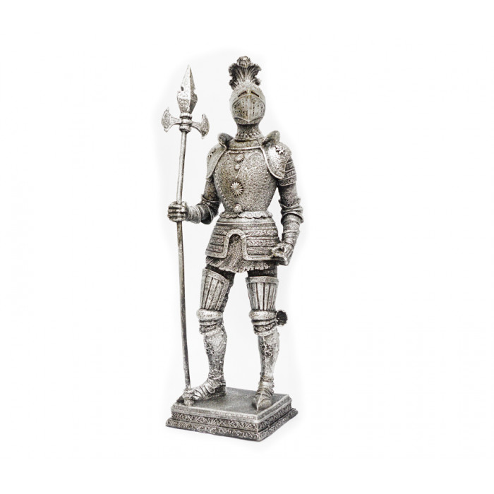 "Figurine ""Knight"" polystone №5"