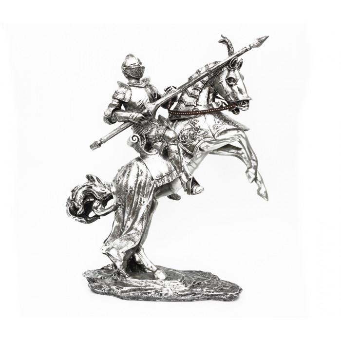"Figurine ""Knight"" polystone №30"