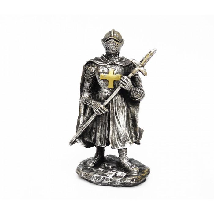 "Figurine ""Knight"" polystone №34"