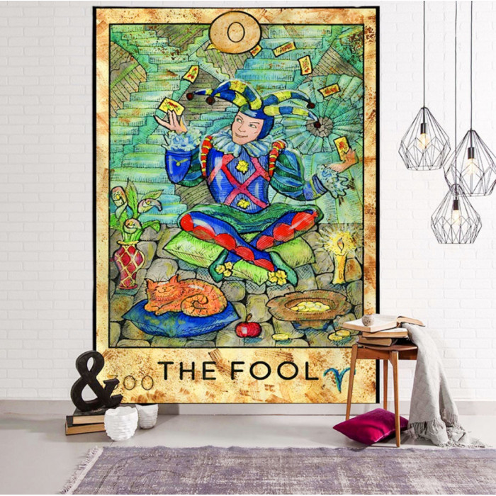 """Wall tapestry """"Arkan Jester"""" №60"""