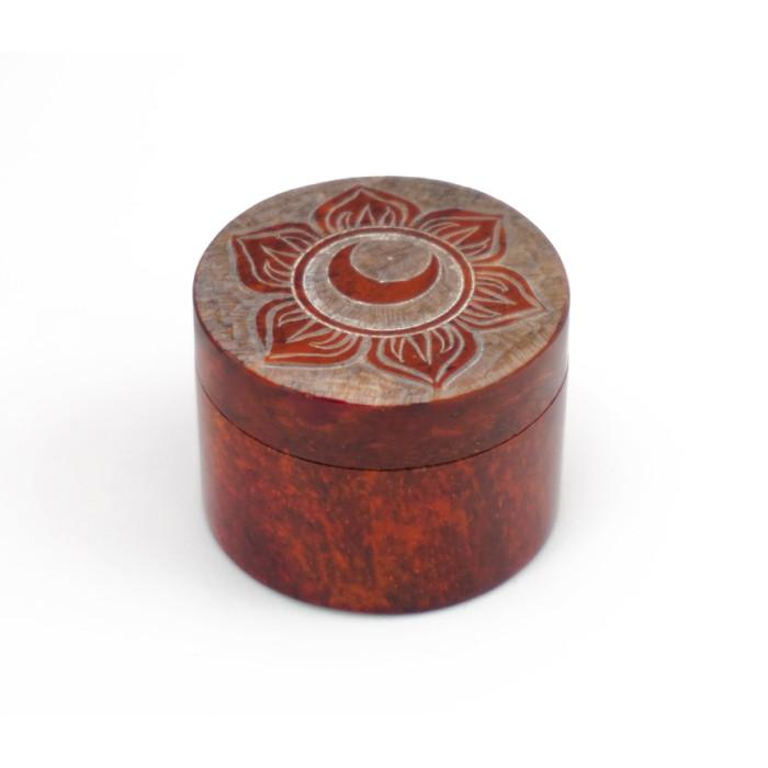"Stone box ""Swadhisthana"" KK-6"