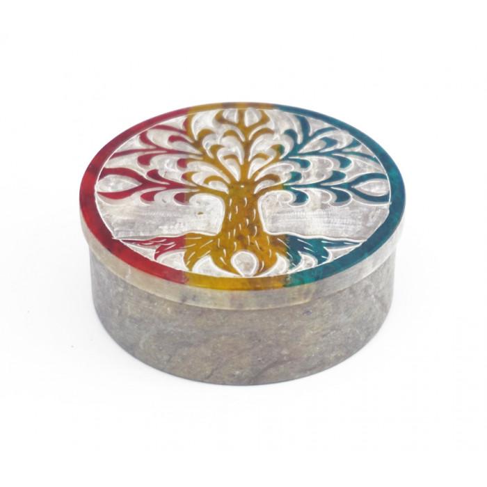 """Stone box """"Tree of Life"""" KK-20"""