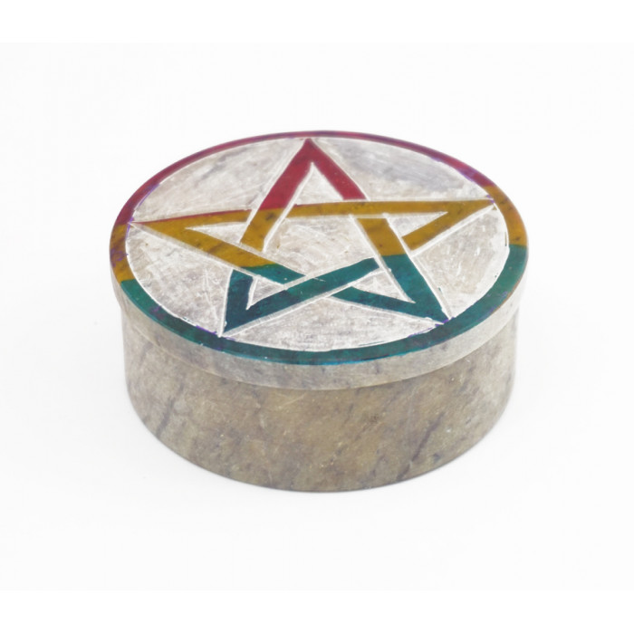 "Stone box ""Pentacle"" KK-23"