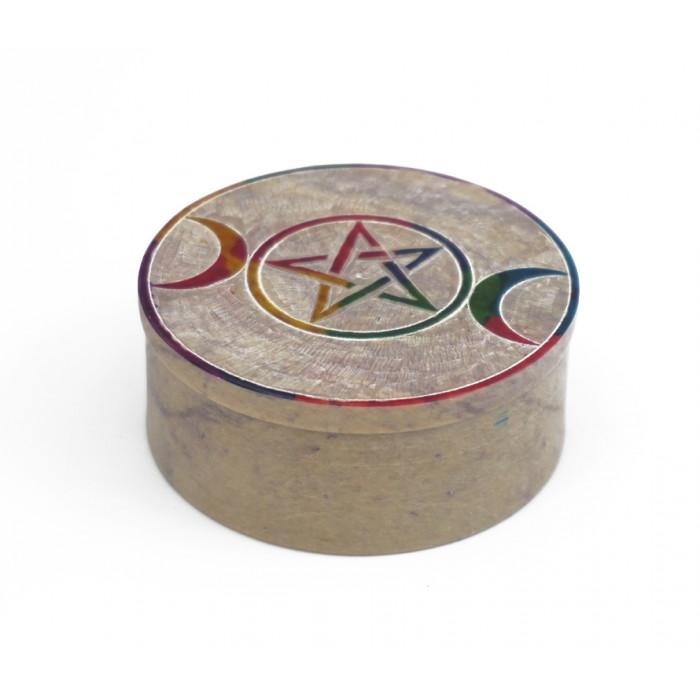 "Stone box ""Triune"" KK-34"
