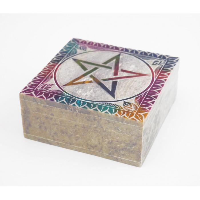 "Stone box ""Pentacle"" KK-37"