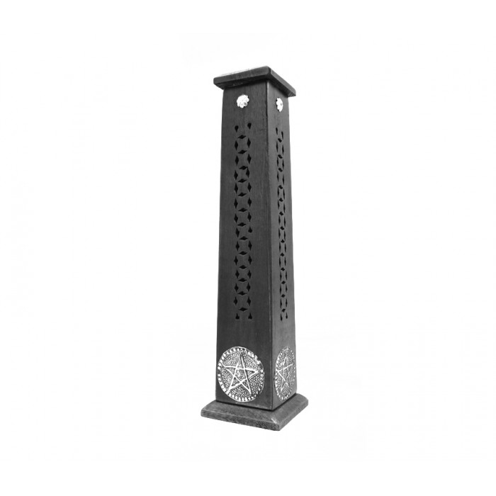 """Stand for aroma sticks """"Pentacle Tower"""" №252"""