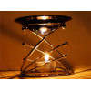 Metal aroma lamps